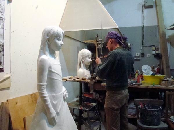 заказать скульптуру по фото