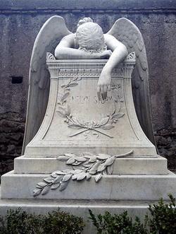 Памятник ангел на могилу длинные эпитафии на памятник